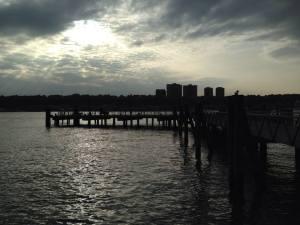 Hudson River Pier