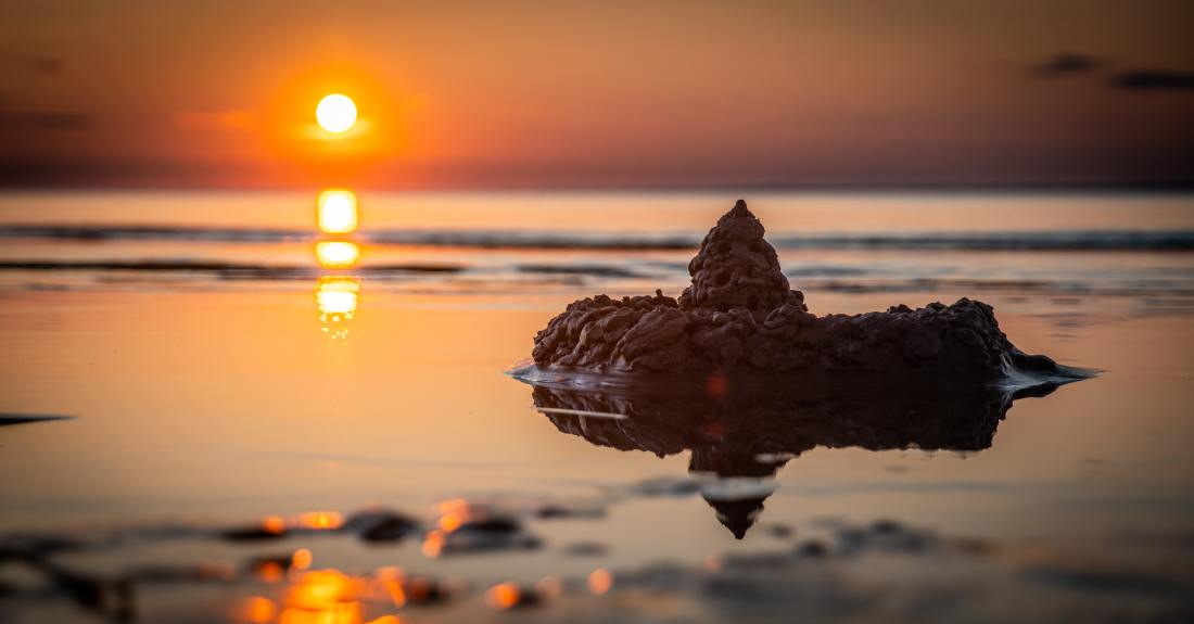 Sand Castles By theSea