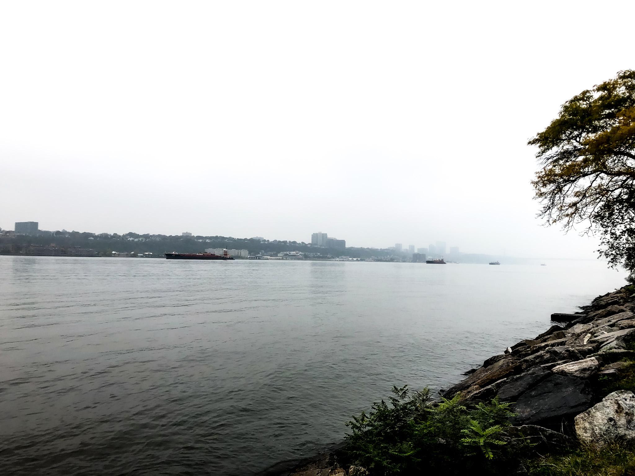 A Hazy Day inNYC